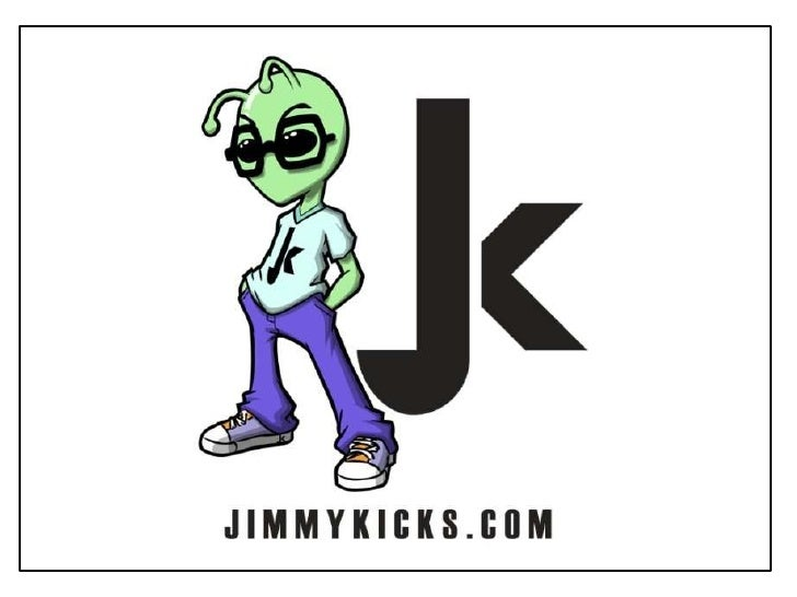 Jimmy Kicks is an online    limited edition shoe  Jimmy Kicks is a website that    company that allows   sells unique limi...