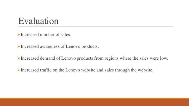 lenovo advertisement analysis Advertisement 25 samsung electronics  as lenovo's product line has matured,  lenovo has been using predictive analytics as part of its swot analysis,.