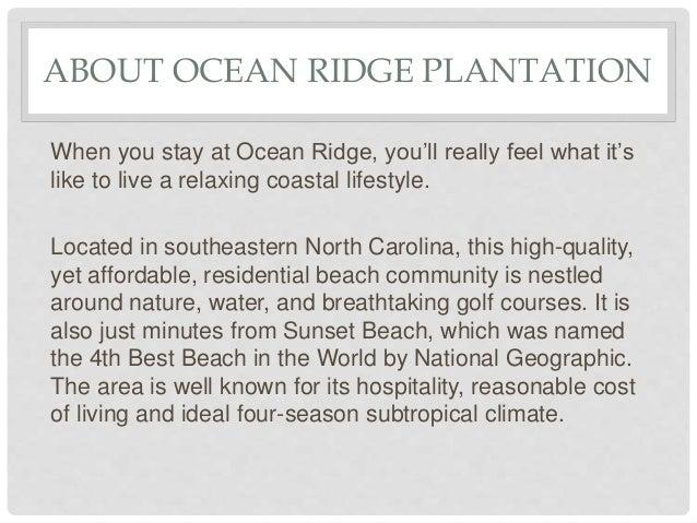Ocean Ridge Lawsuit Slide 2