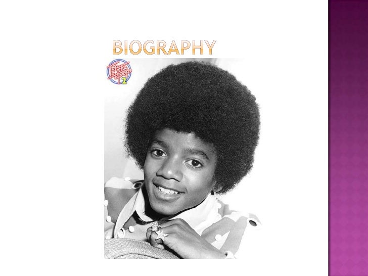 revised michael jackson presentation biography<br