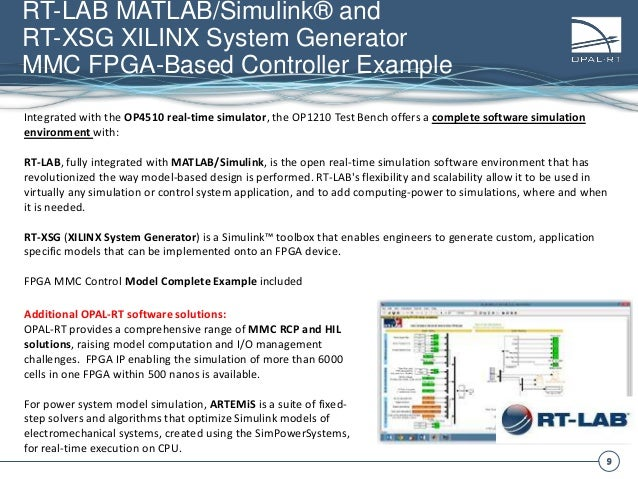 Lab-Scale MMC Test Bench