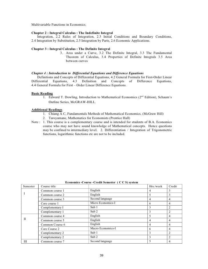 Syllabus for ba economics 39 multivariable functions in economics fandeluxe Gallery