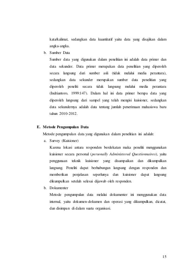 Contoh Proposal Penelitian Sss Sangat Sederhana Sekali