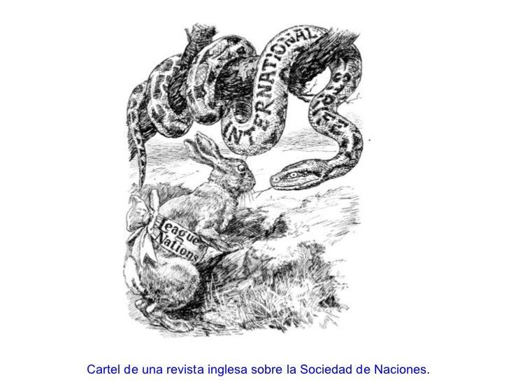 Resultado de imagen de sociedad de naciones caricatura