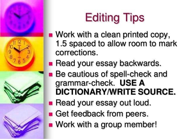 Websites that help write essays correctly