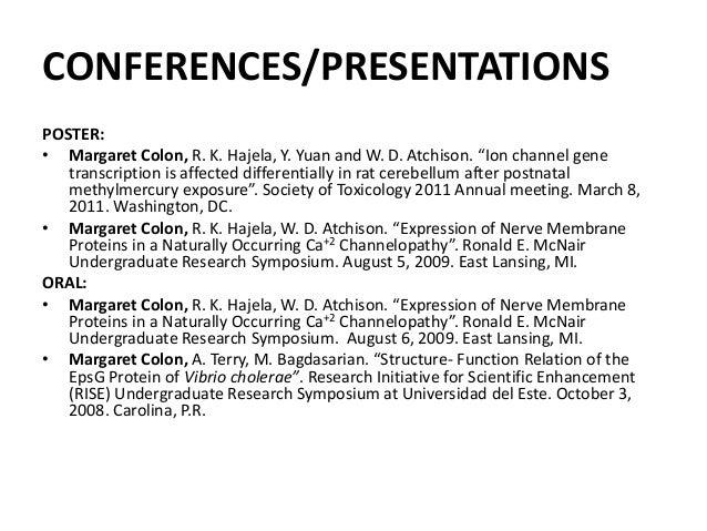 Undergraduate Symposium: Workshops | Undergraduate Research