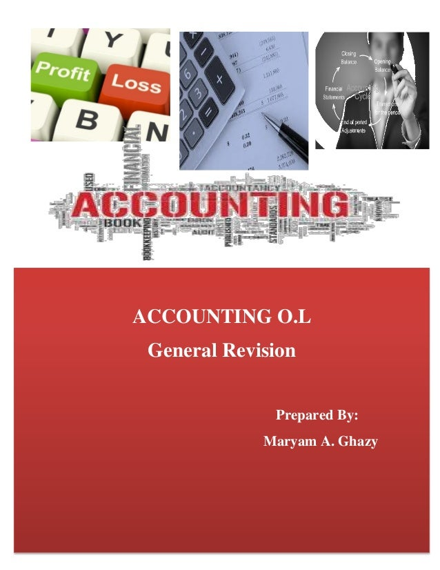as level accounting unit 2 revision