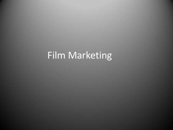 Film Marketing<br />