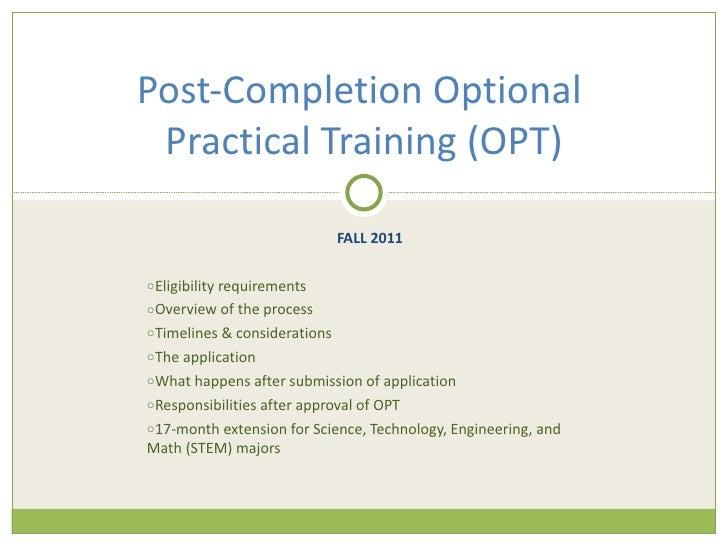 <ul><li>FALL 2011 </li></ul><ul><li>Eligibility requirements </li></ul><ul><li>Overview of the process </li></ul><ul><li>T...