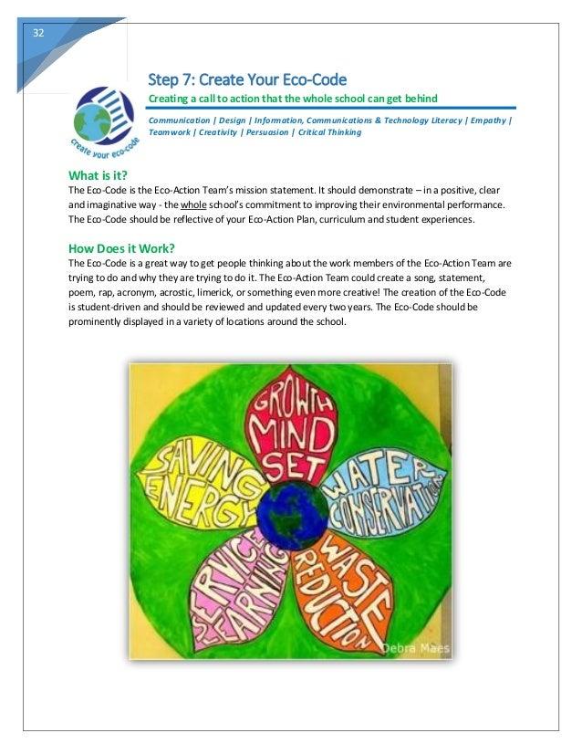 Eco Schools Usa Handbook 2017
