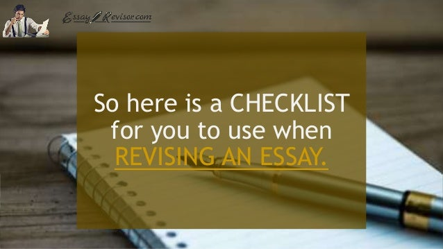 essay revisor essay revisor focus on reviewing the theoretical principles you have learned your own unique perspective it by narrowing situations in which he happened to