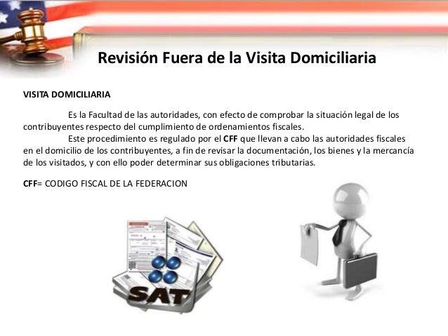 Revision domiciliaria Slide 3