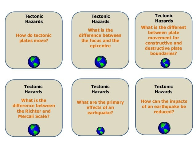Revision flash cards for GCSE Geography OCR B
