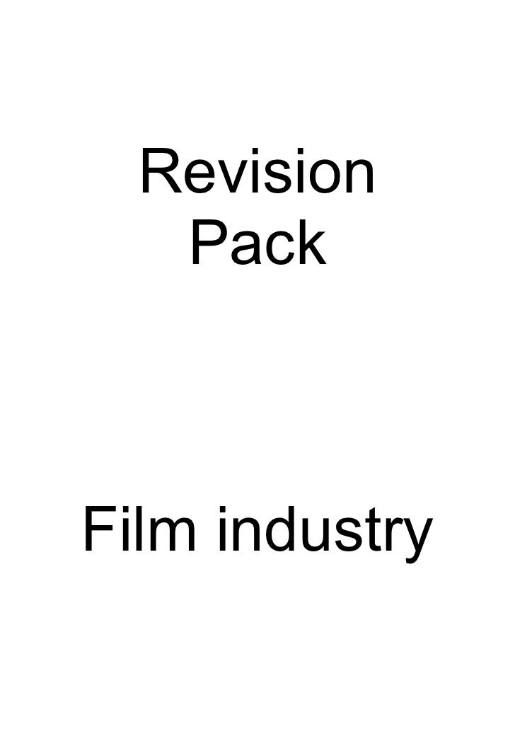 Revision   PackFilm industry