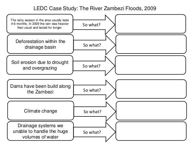 MEDC case study: Brisbane floods (can also be used as a tropical storm hazard) • Brisbane River, Queensland, Australia. • ...