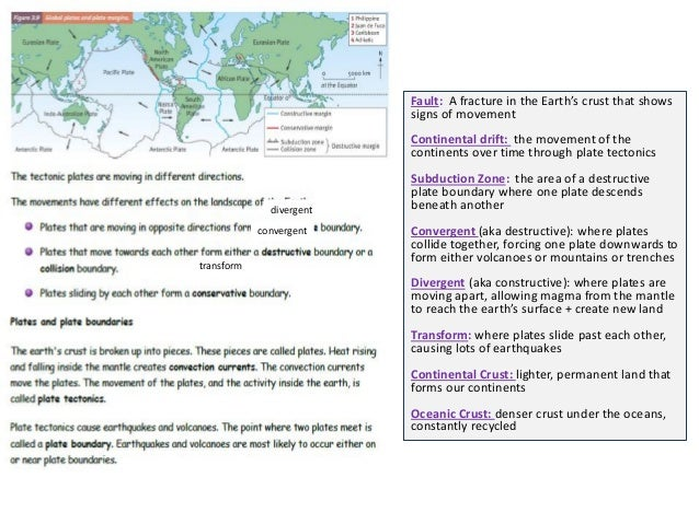 GCSE geography case studies Case Study Examples Geography
