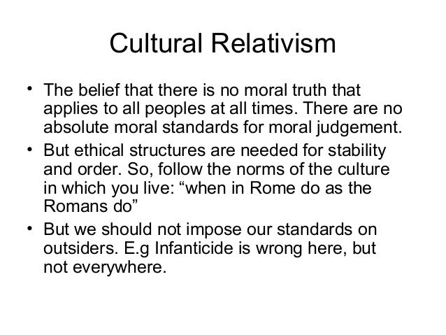 ethnocentrism and cultural relativism and problems do they [tags: ethnocentrism cultural relativism culture essays]  other cultures are not  failed attempts at being you they are unique manifestations of the human spirit   there is a whole world of problems, politics, and, other cultures, but it seems.