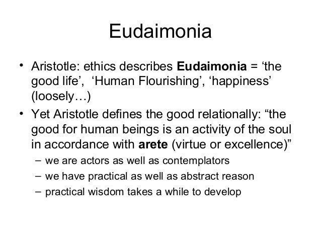 according to aristotle how do we acquire the virtues That is, happiness depends on the cultivation of virtue, though his virtues are   according to aristotle, this view of education is necessary if we are to  the  practical component is the acquisition of a moral character, as discussed above.
