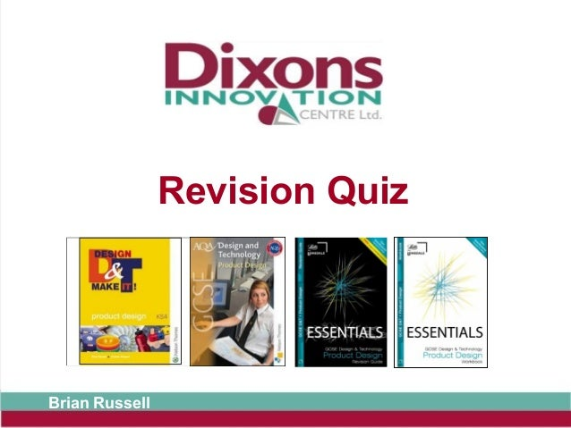Revision QuizBrian Russell