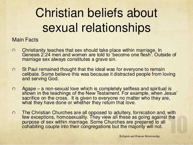 Non sexual relationship marriage