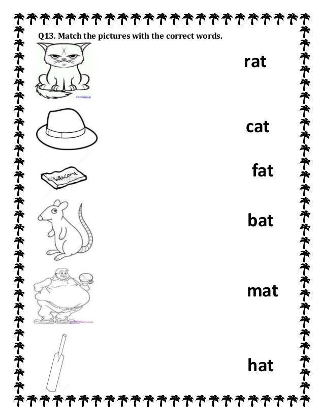 72 FREE PRINTABLE WORKSHEET FOR KG1
