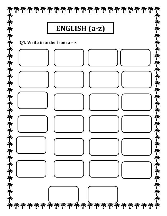 Revision sheet grade kg1