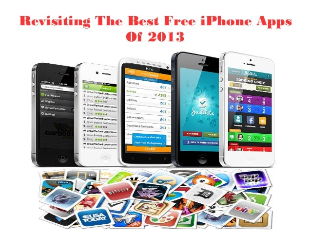 Revisiting The Best Free iPhone Apps Of 2013