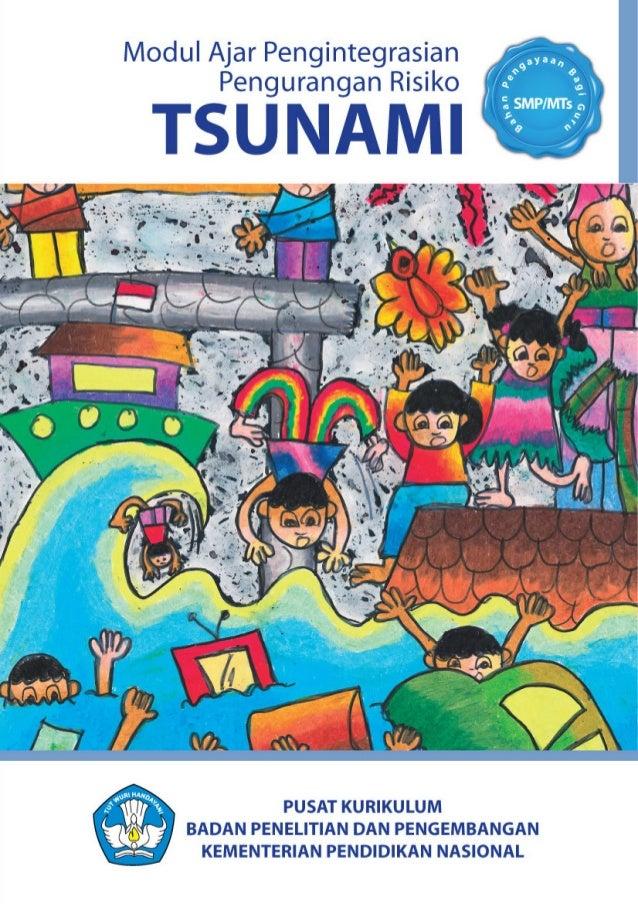 Buku Panduan Guru Pendidikan Pengurangan Risiko Bencana Prb
