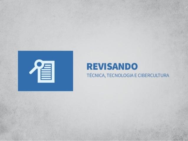 Revisão - Cultura Digital II