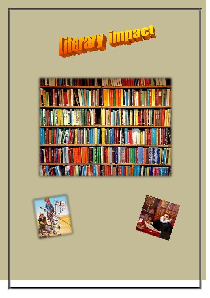 <br />Literary impact es una revista  que busca en lo...