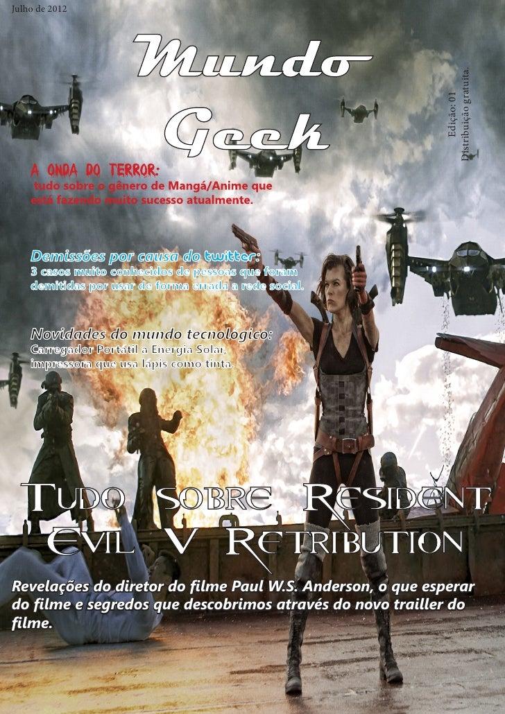 Julho de 2012                                                           Distribuição gratuita.                            ...