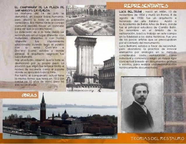 Revista de teorias del restauro for Historia de la arquitectura pdf