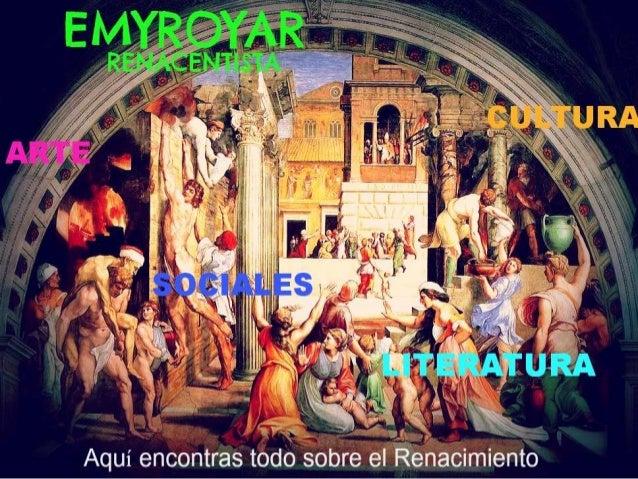 Revista Del Renacimiento