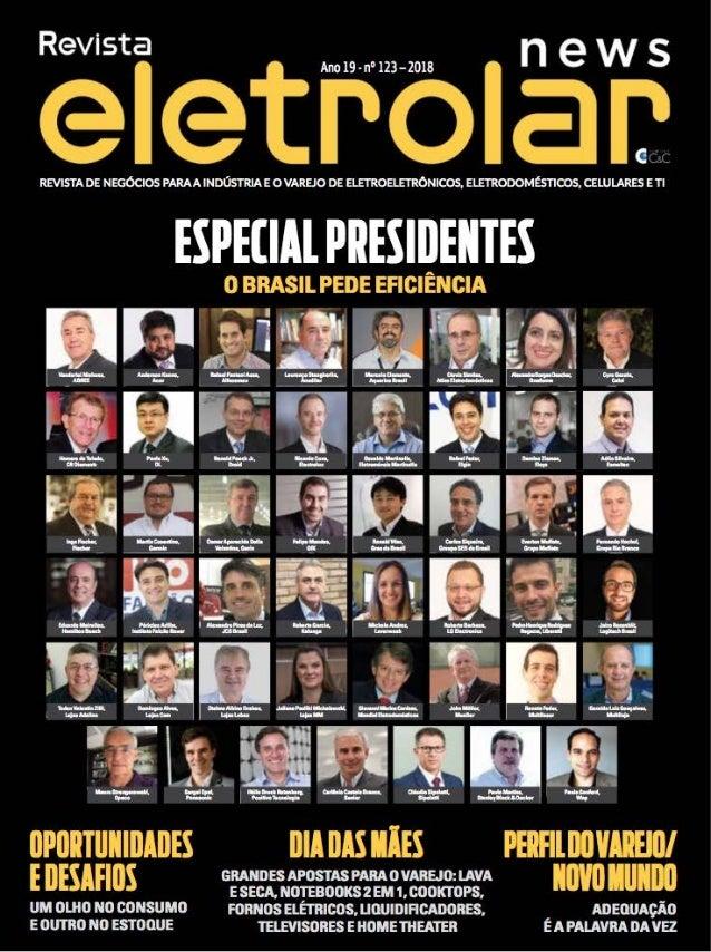 Revista eletrolar-ed.123-roberto-nascimento/As oportunidades que não podem ser perdidas