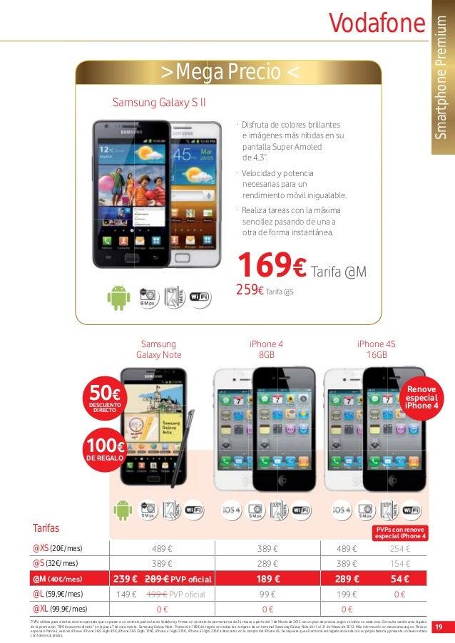 Plan Renove Vodafone Iphone