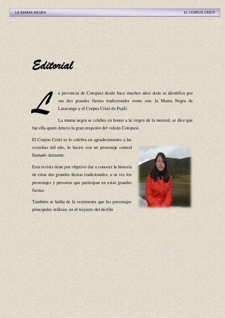 Revista  jessica quimbita Slide 3