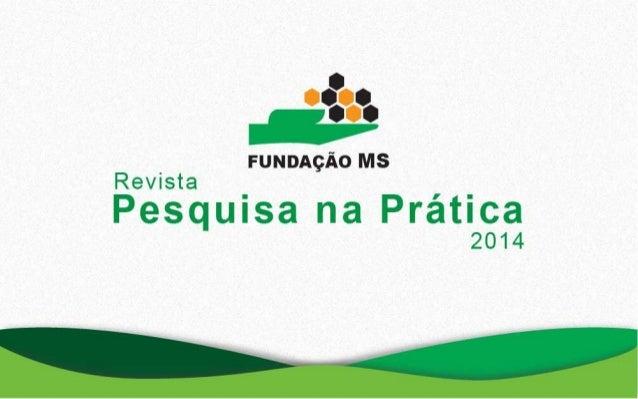 Revista Pesquisa na Prática 2014