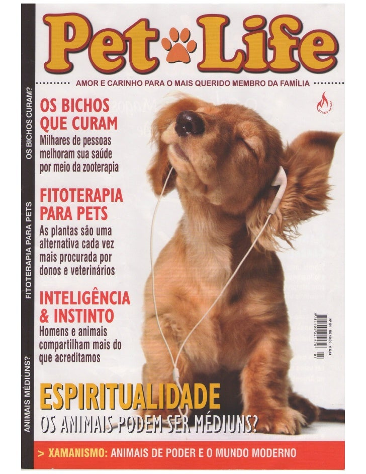 Entrevista Revista Pet-Life