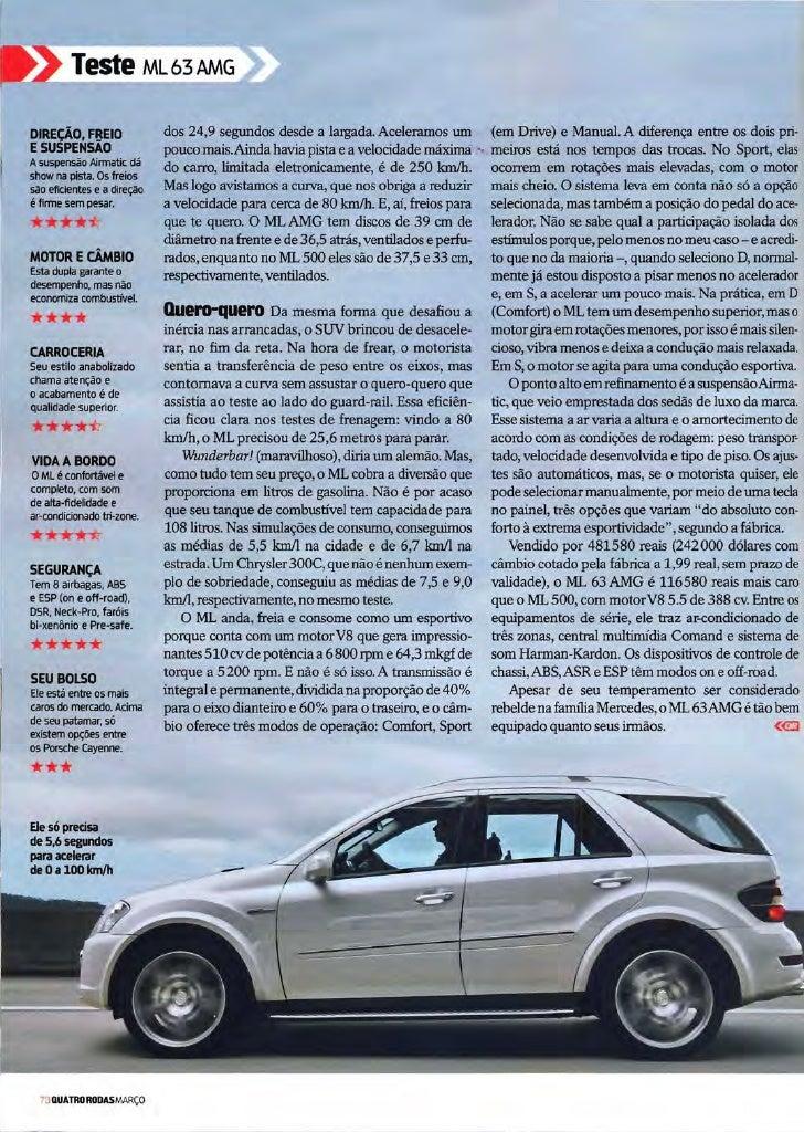 (W164): Avaliação Revista Quatro Rodas - ML63 AMG - março de 2009 Revista-quatro-rodas-maro-2009-edicao-589pdf-46-728