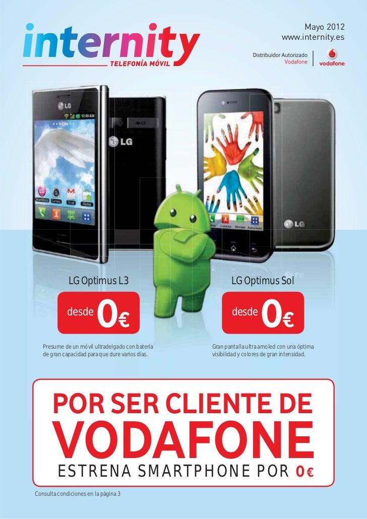 Mayo 2012                                                                             www.internity.es             LG Opti...