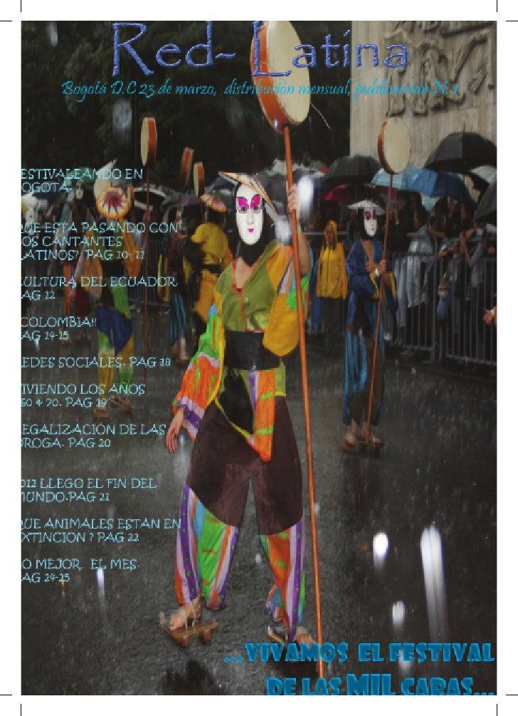 Colombia Bogotá D.Cdistribucion mensualmarzo 23 del 20122