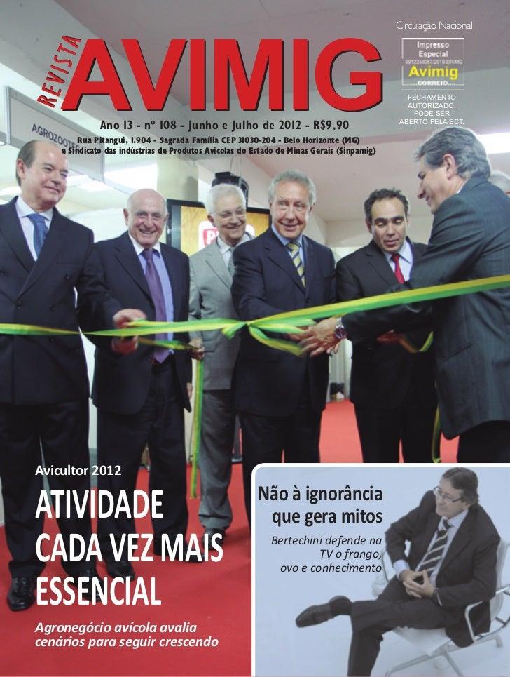 AVIMIG                                                                                           Circulação Nacional S TAR...
