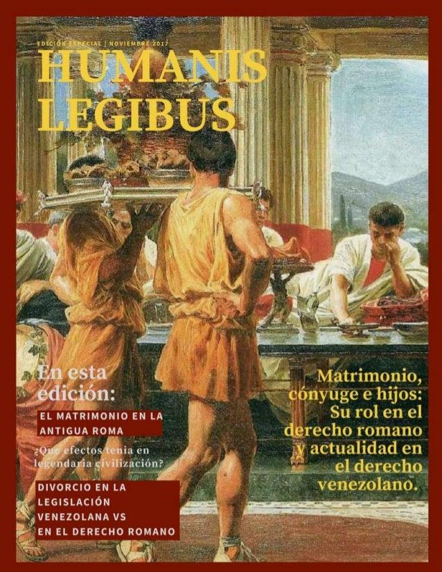 Matrimonio Romano Iustae Nuptiae : Revista derecho romano