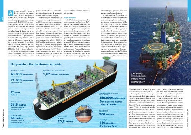 primeira, em 2014, será a      por dia à capacidade da companhia,          sar seis milhões de metros cúbicos de      cifi...