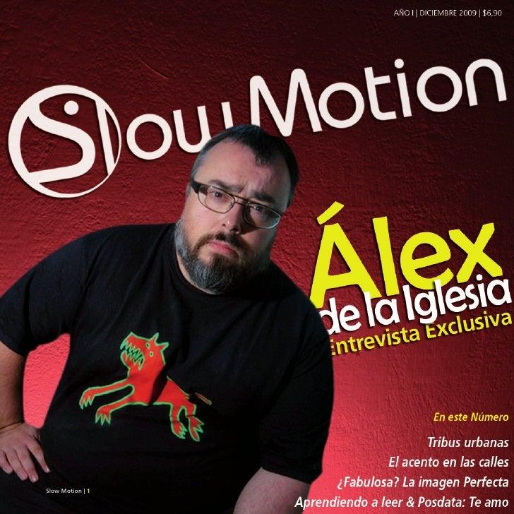 Revista Slowmotion