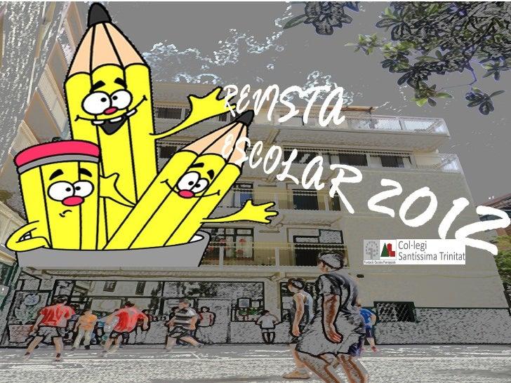 REVISTAESCOLAR2012
