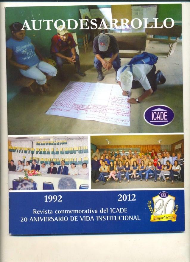 Revista 20 años del ICADE