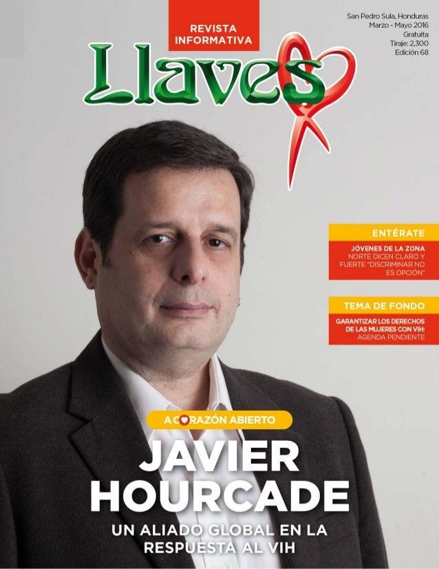 Revista Llaves Edición 68