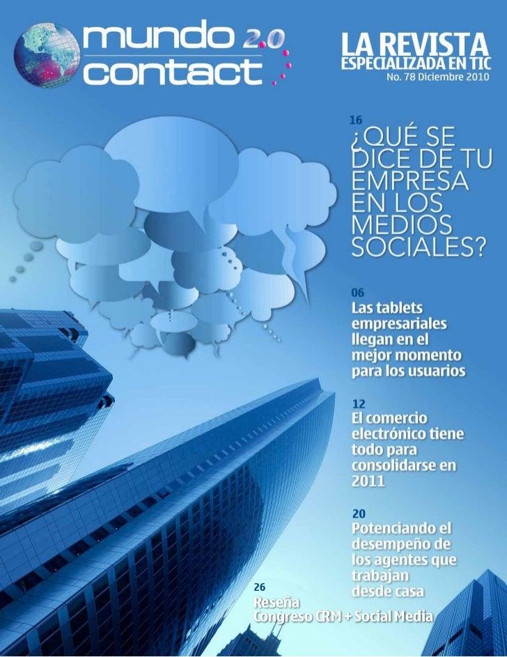 26ReseñaCongreso CRM + Social Media
