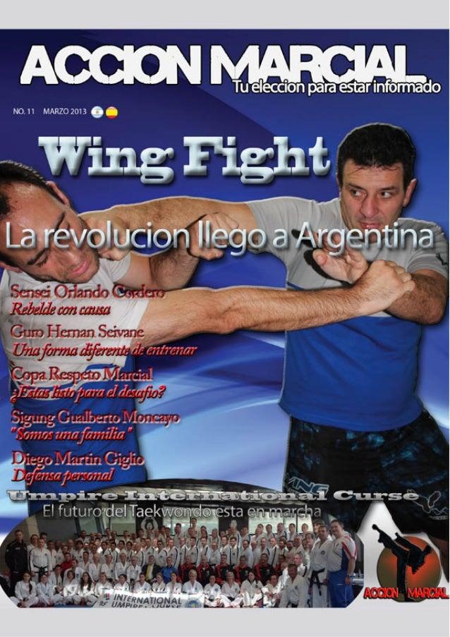 Revista Acción Marcial - Número 11